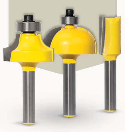 economical router bits
