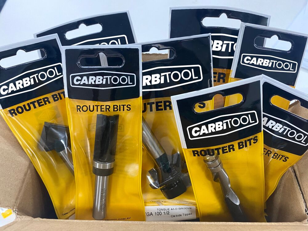 getting the most out of your router bits
